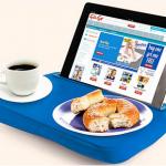 iBed, para usar la tablet en la cama