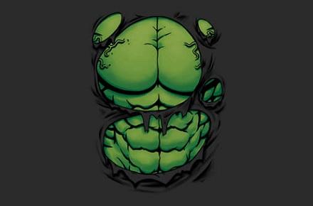 Camiseta El Gigante Verde