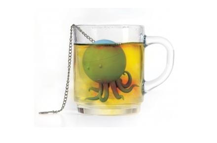 """Infusor para té """"Octeapus"""""""