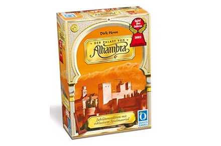 Juego de mesa Alhambra