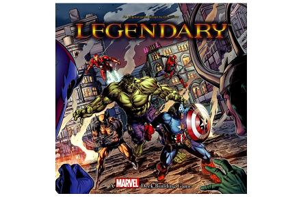 Legendary de Marvel