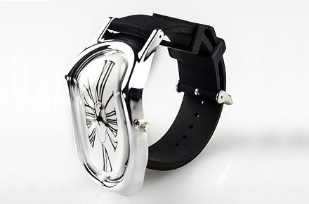 Reloj blando de pulsera