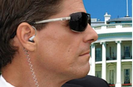 Auricular de agente secreto
