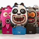 Fundas de monstruos para iPhone
