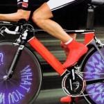 Luces led para la bicicleta