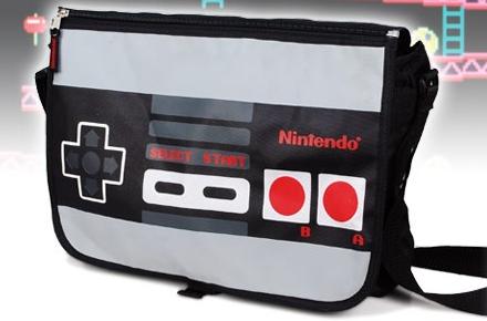 Bolsa Nintendo