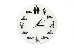 Reloj Sex Position