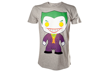Camiseta Joker Graphic Art