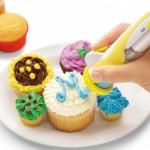 Bolígrafo decorador de tartas y cupcakes