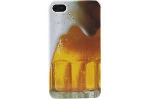 Funda para iPhone 4 con forma de jarra de cerveza