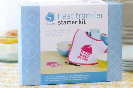 Kit de iniciación al vinilo textil