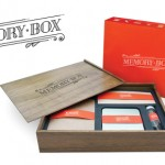 Caja de madera Memory Box