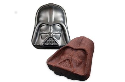 Molde de Darth Vader para horno