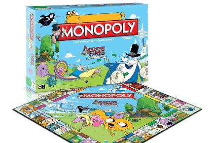 Monopoly hora de aventuras