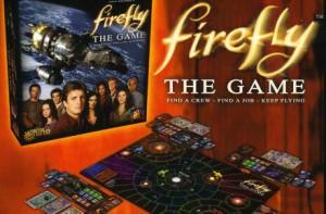 Juego de mesa de Firefly