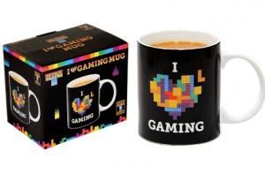 """Taza """"I love Gaming"""""""