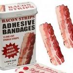 Tiritas de bacon