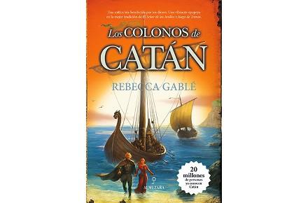 Libro de los Colonos de Catán