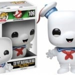 Muñeco pop Marshmallow Man de los Caza Fantasmas