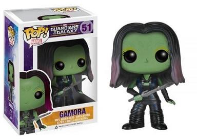 Cabezón Funko POP Gamora