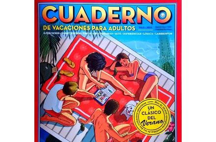 Cuaderno para adultos