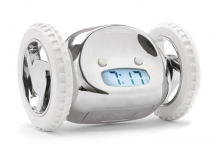 Reloj despertador Clocky