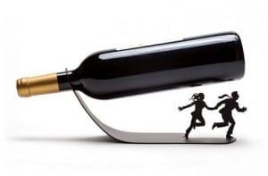 """Botellero """"Wine your life"""""""