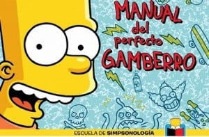 Bart Simpson, Manual del perfecto gamberro