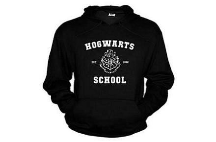 Sudadera Hogwarts School