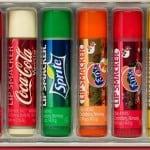 Bálsamos labiales de Coca Cola