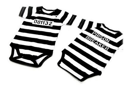 Body bebé prisionero