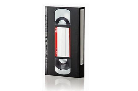 """Libreta """"VHS"""""""