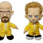 Peluches Breaking Bad, Walter y Jesse
