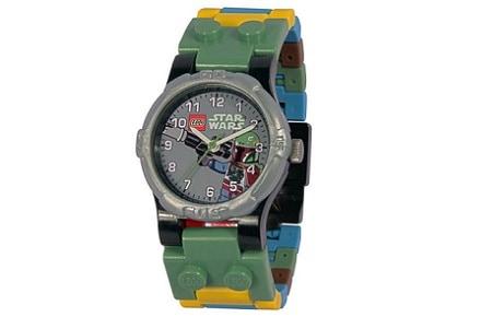Reloj LEGO Boba Fett Star Wars