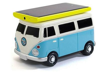 Altavoz NFC furgoneta Volkswagen