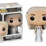 Cabezón Funko POP de Daenerys Targaryen con vestido de novia