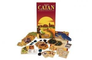 Los Colonos de Catan, expansión 5-6 jugadores