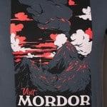 Camiseta Visit Mordor