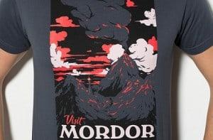 """Camiseta """"Visit Mordor"""""""