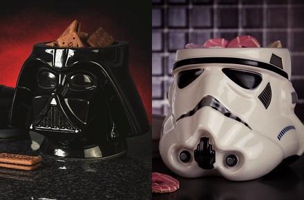 Tarros para galletas de Star Wars