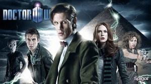 10 años Doctor Who