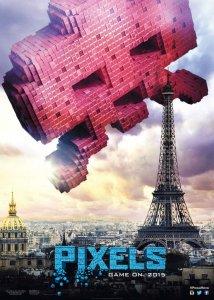 Regalos Frikis pelçicula Pixels Space Invader