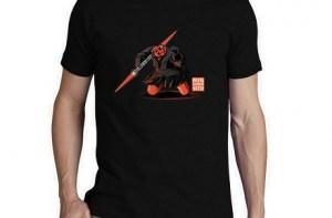 Camiseta Big Hero Sith