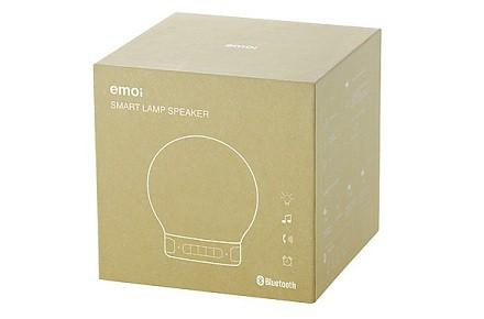 """Lámpara, altavoz y despertador """"Smart"""""""