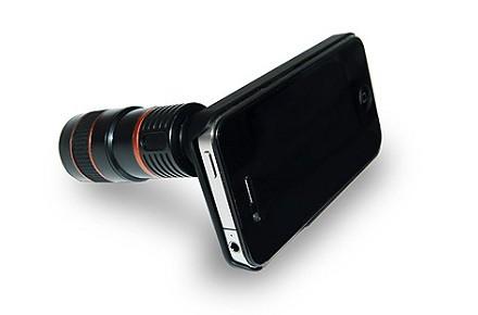 """Zoom para iPhone 4 y 5 """"Eye Scope"""""""