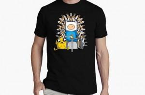 Camiseta Hora de Tronos
