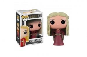 Cabezón Funko POP Cersei Lannister de Juego de Tronos
