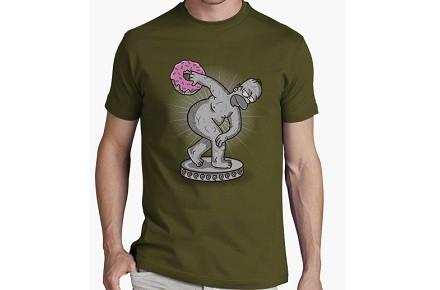Camiseta Roscóbolo