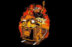 Camiseta Temple of Gru