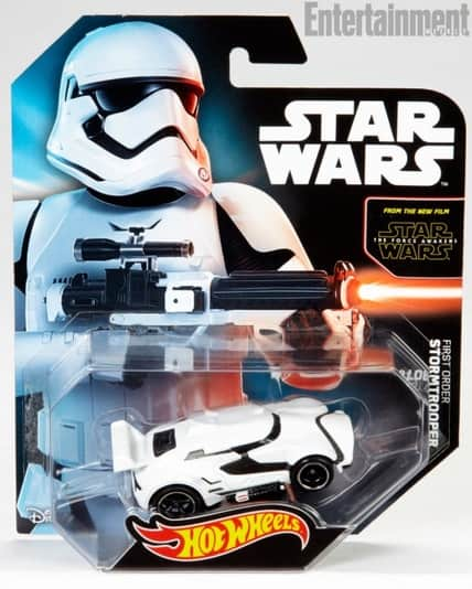 juguete friki star wars vehiculo Mattel
